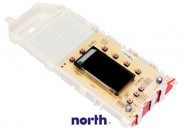 Moduł elektroniczny skonfigurowany do pralki 2427907760,0