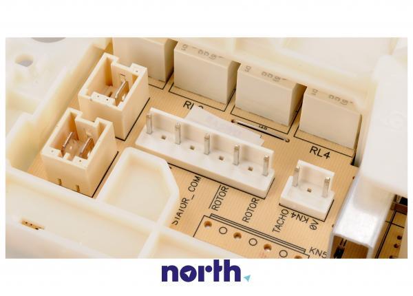 Moduł elektroniczny skonfigurowany do pralki 2427907760,4