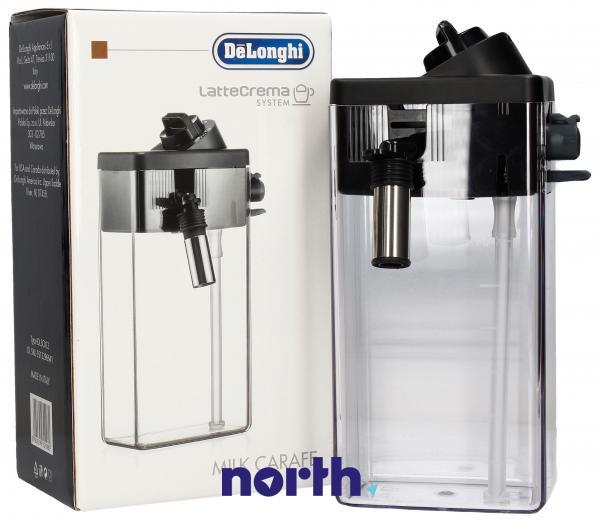 Dzbanek | Pojemnik na mleko DLSC012 (kompletny) do ekspresu do kawy 5513296641,0