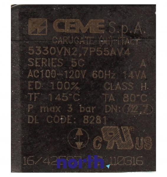 Elektrozawór do ekspresu do kawy 5213218281,3