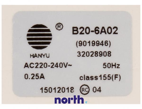 Pompa odpływowa kompletna (32028908) do pralki B206A02,3