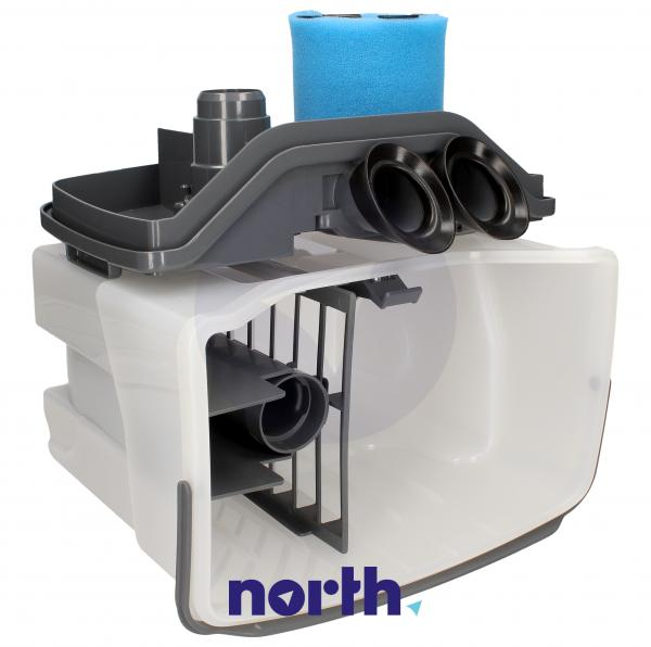 Zespół filtra wodnego do odkurzacza - oryginał: 00797502,3