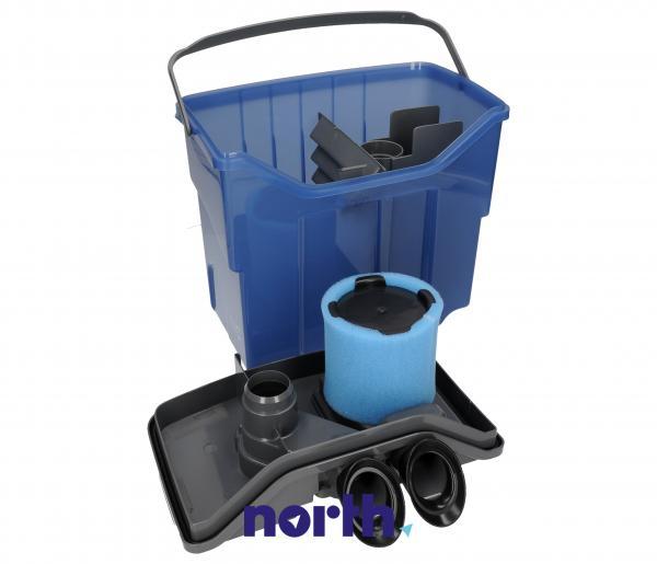 Zespół do filtra wodnego do odkurzacza - oryginał: 00797504,2