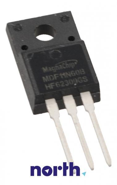 TO-220FP Tranzystor MOS-FET 660V 11A,0