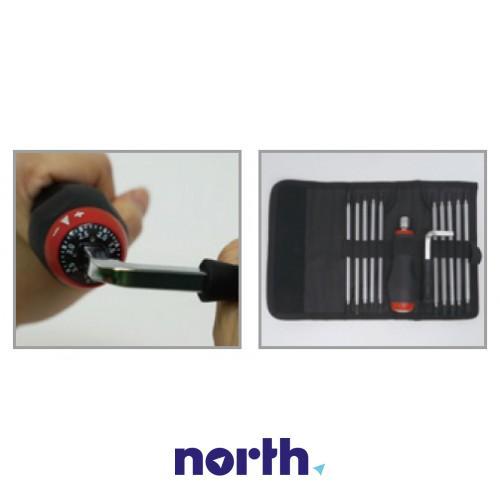 Wkrętak dynamometryczny 1-6 Nm SDT636 Proskit,3