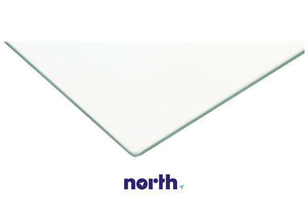 Półka szklana zamrażarki górna do lodówki 481010668655,1