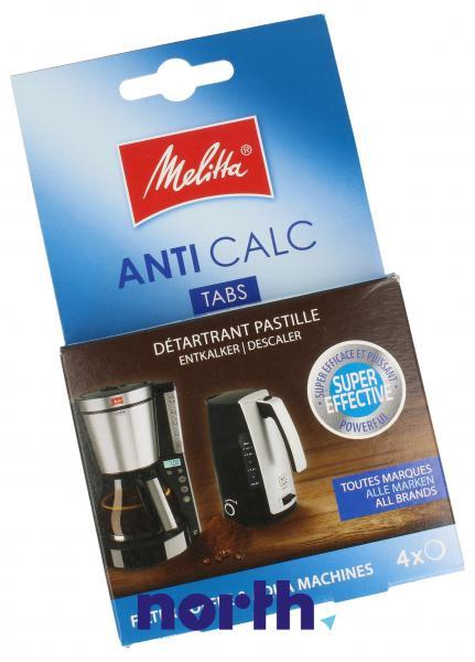 Odkamieniacz do ekspresu do kawy Melitta 6750343 4szt.,0