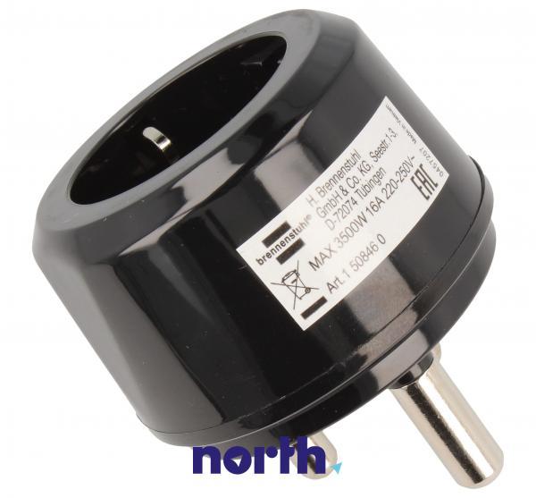 Przejściówka | Adapter podróżny AC RPA,1