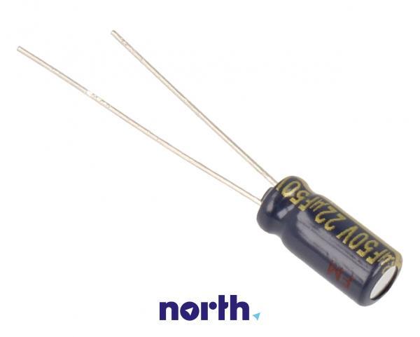 Kondensator elektrolityczny EEUFC1H220,1