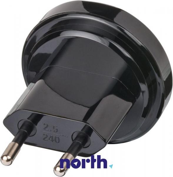 Przejściówka   Adapter podróżny AC USA,1