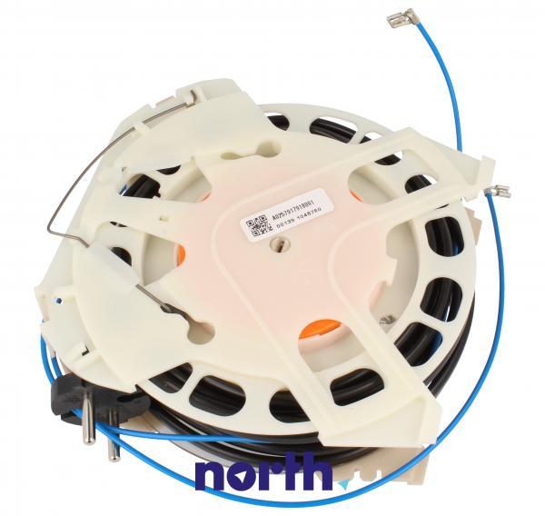 Rolka | Zwijacz kabla z wtyczką do odkurzacza 140025791793,0
