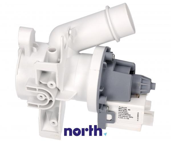 Pompa odpływowa kompletna (41042258) do pralki,0