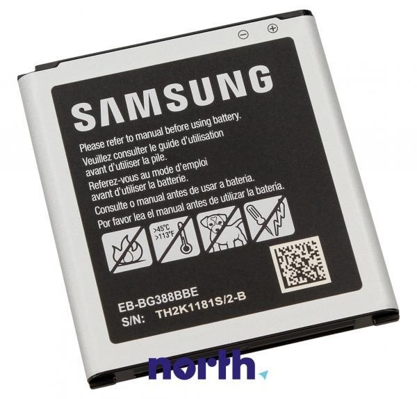 Akumulator | Bateria EB-BG388BBE 3.85V 2200mAh do smartfona GH4304433A,1