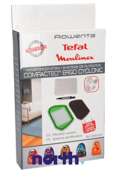 Zestaw filtrów ZR005501 do odkurzacza Rowenta ZR005501,0