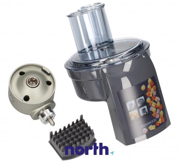 Przystawka do krojenia w kostkę KAX400PL do robota kuchennego Kenwood AW20010009,0