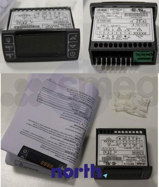 818731543 DISPLAYMODUL XR70CX SMEG,1