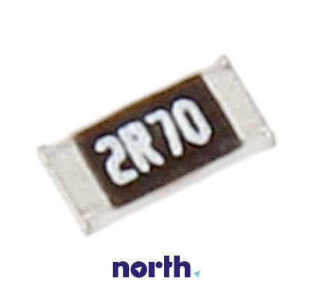 2.7R | 0.25W | Rezystor metalizowany SMD,0