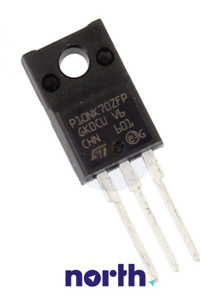 STP10NK70ZFP Tranzystor MOS-FET,0