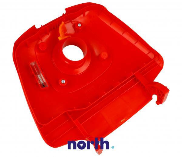 2197683705 Pokrywa górna odkurzacza czerwona AEG,2