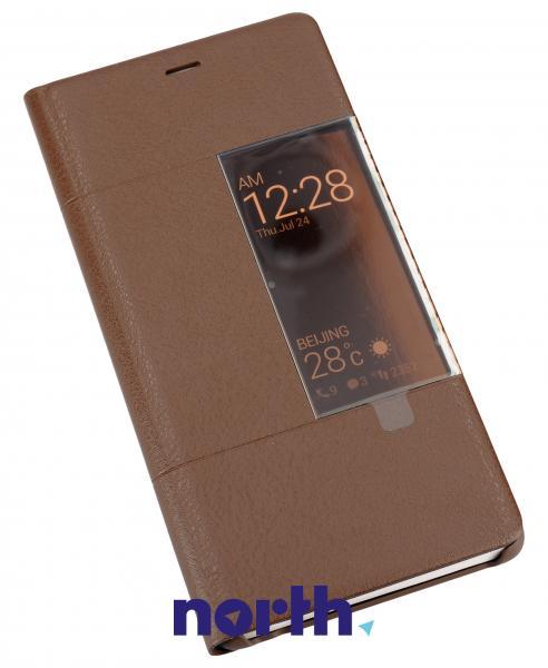 Pokrowiec   Etui Flip Cover z okienkiem do smartfona P9 Plus 51991552,0