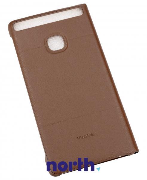 Pokrowiec   Etui Flip Cover z okienkiem do smartfona P9 Plus 51991552,1