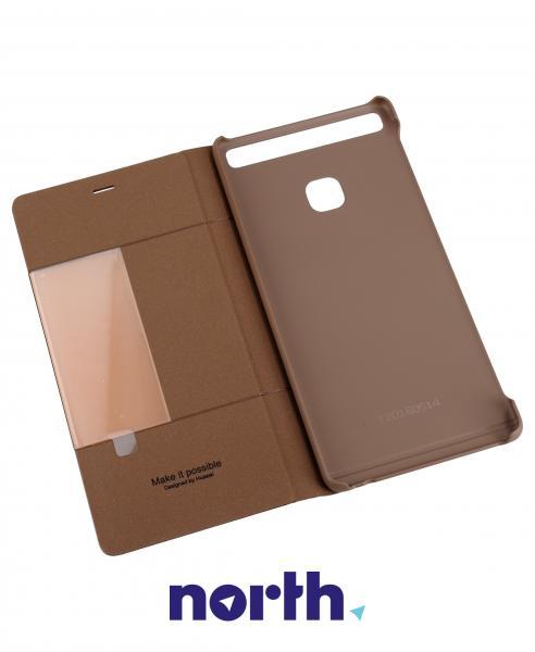Pokrowiec   Etui Flip Cover z okienkiem do smartfona P9 Plus 51991552,2