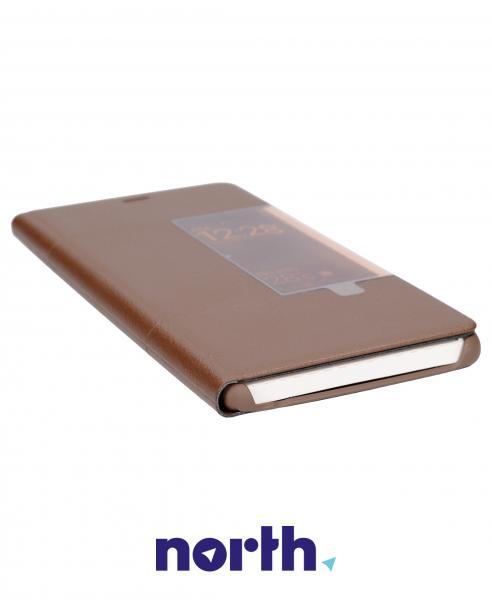 Pokrowiec   Etui Flip Cover z okienkiem do smartfona P9 Plus 51991552,3