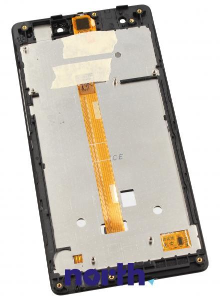 Ekran | Panel dotykowy PULP 4G z wyświetlaczem (bez obudowy) do smartfona M121U87130000,1