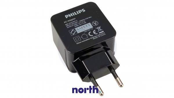 Ładowarka sieciowa USB x2 podwójna + kabel Apple Lightning DLP2307V/12 do smartfona,2