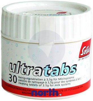 Preparat czyszczący (tabletki) ULTRATABS do obiegu mleka do ekspresu do kawy 99309,0