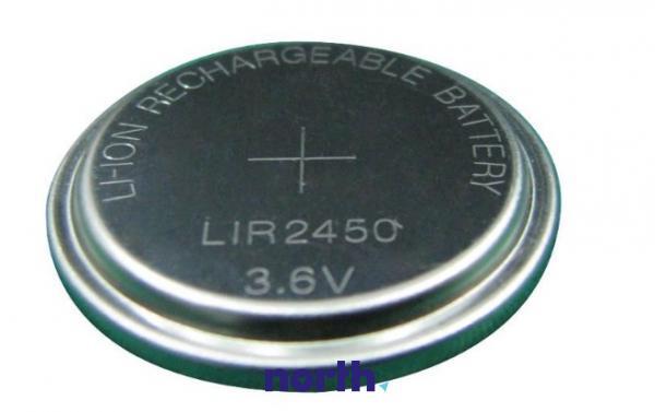 CR2450 | DL2450 | Bateria litowa guzikowa 3.6V 120mAh Multicomp,0