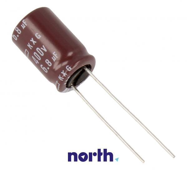 6.8uF   400V Kondensator elektrolityczny 105C EKXG401ETD6R8MJ16S,0