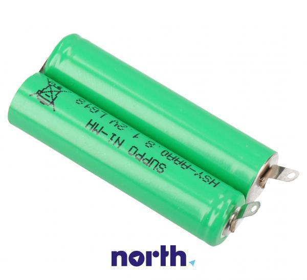 Akumulator 1.2V z płytkami do golarki ZELMER (1szt.) 12000877,1