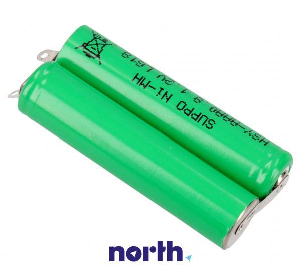 Akumulator 1.2V z płytkami do golarki ZELMER (1szt.) 12000877,2