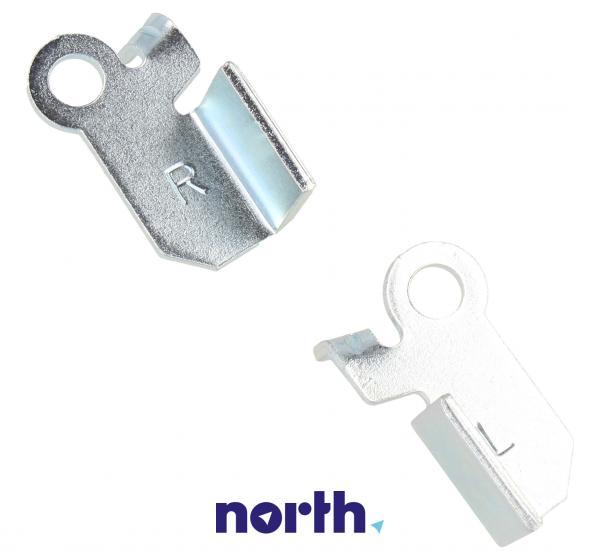 Ogranicznik otwarcia drzwi chłodziarki (zestaw) do lodówki 00636308,0