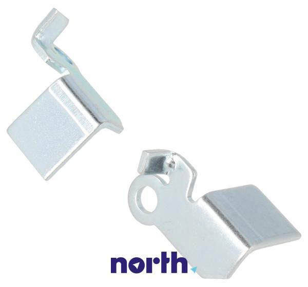 Ogranicznik otwarcia drzwi chłodziarki (zestaw) do lodówki 00636308,1