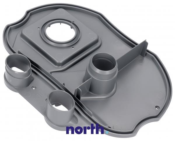 Pokrywa do zbiornika z filtra do odkurzacza - oryginał: 00797433,2