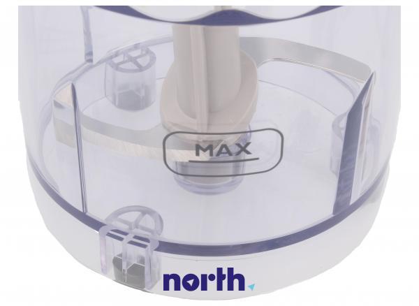 Minimalakser   Rozdrabniacz kompletny do blendera ręcznego,4