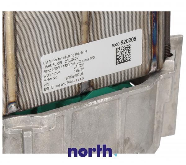 Silnik napędowy do pralki 00145713,2