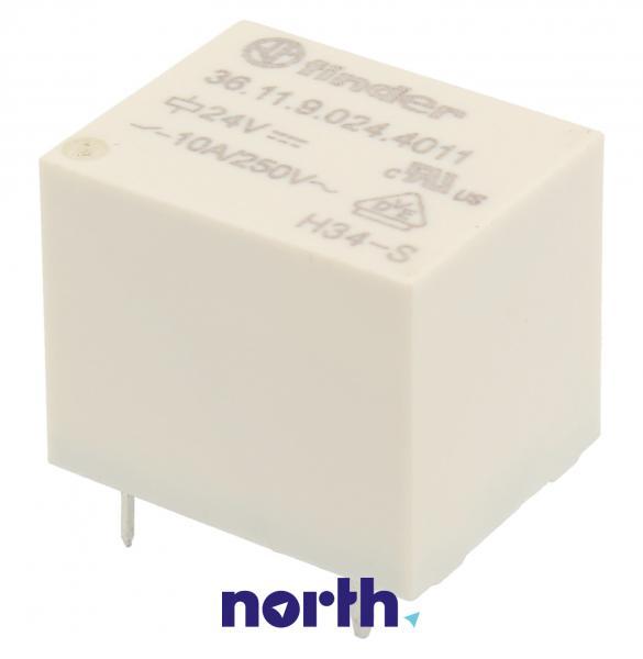 Przekaźnik 24VDC10A250VAC,0
