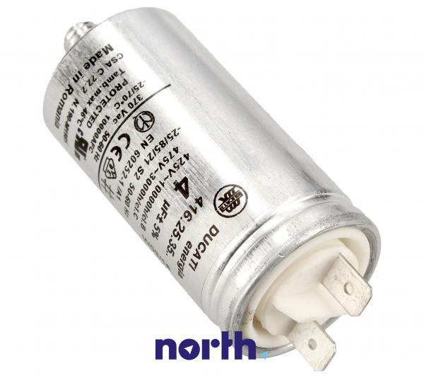 Kondensator rozruchowy 4,0UF475VFASTON6,3MM,1