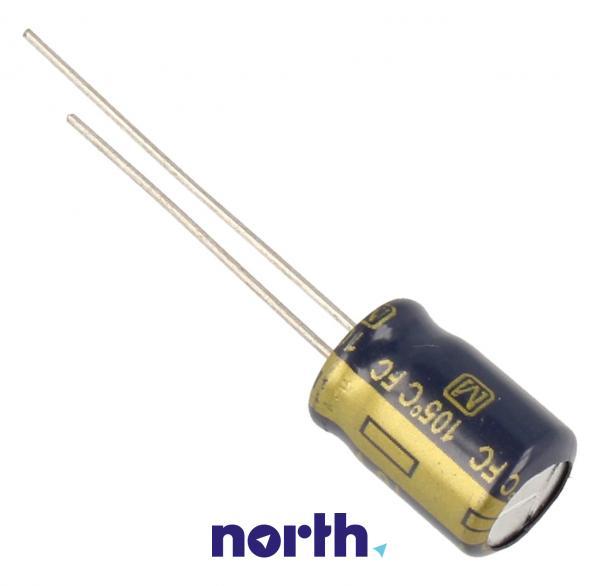 220uF   16V Kondensator elektrolityczny 105C EEUFC1C221 11.5mm/8mm,1