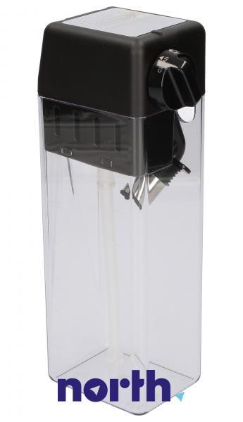 Dzbanek | Pojemnik na mleko DLSC010 LatteCrema (kompletny) do ekspresu do kawy 5513294561,2