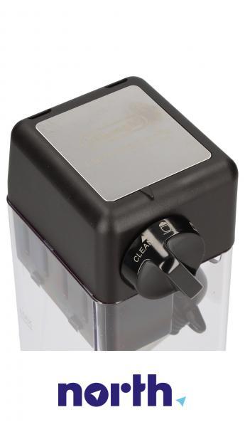 Dzbanek | Pojemnik na mleko DLSC010 LatteCrema (kompletny) do ekspresu do kawy 5513294561,3