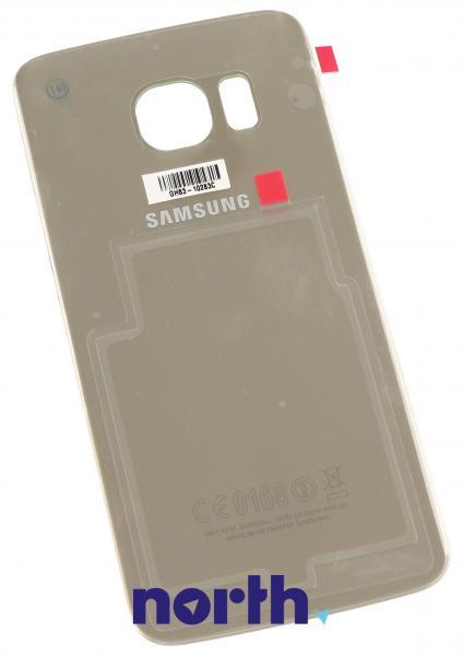 Klapka baterii do smartfona GH8209602C (złota),0