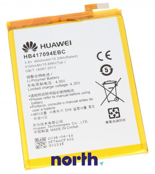 Akumulator | Bateria Mate 7 3.8V 4000mAh do smartfona HB417094EBC,0