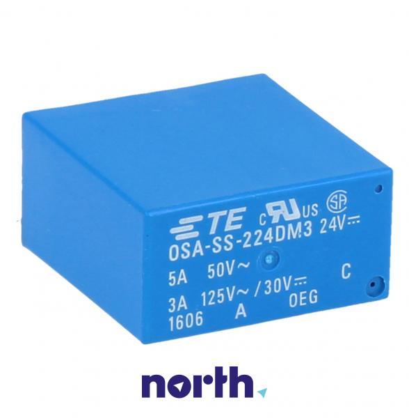 Przekaźnik 24VDC3A125V,0