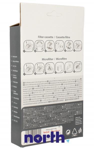 Zestaw filtrów do odkurzacza Rowenta ZR005701,1