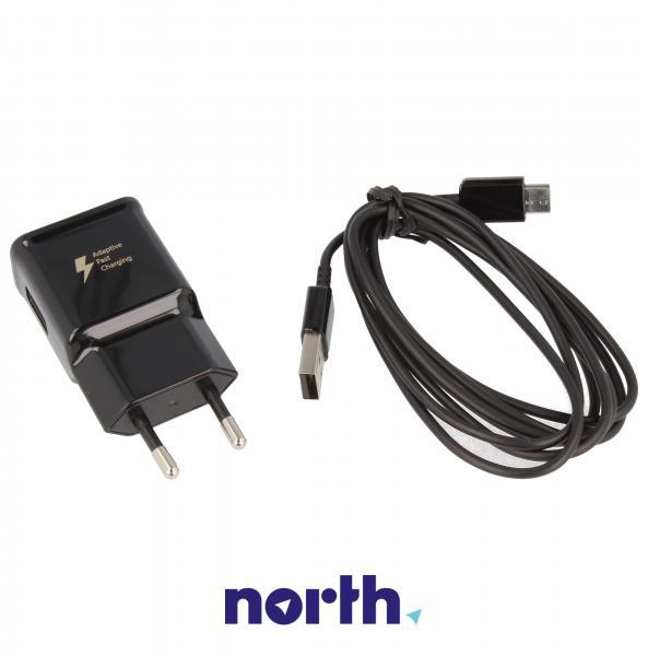 Ładowarka sieciowa USB + kabel EP-TA20E do smartfona,1