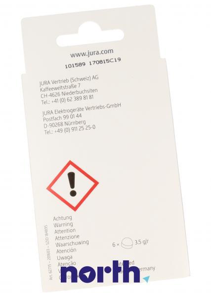 Preparat czyszczący (tabletki) do ekspresu do kawy 69503,1
